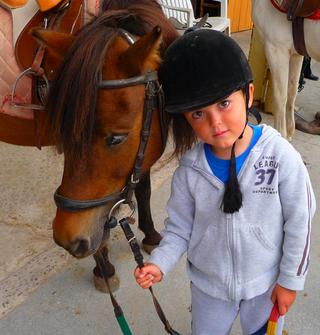 Jules et son poney singulier
