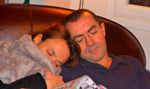 Sieste Sophie et Olivier