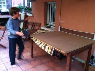 Oscar ping pong