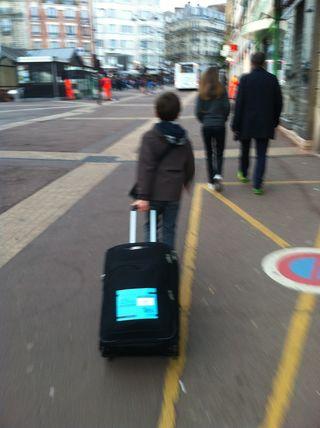 Jules valise