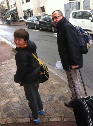 Oscar et Olivier