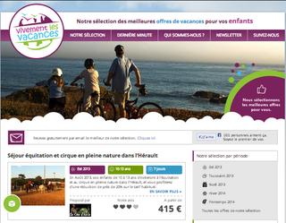 Screenshot Vivement Les Vacances