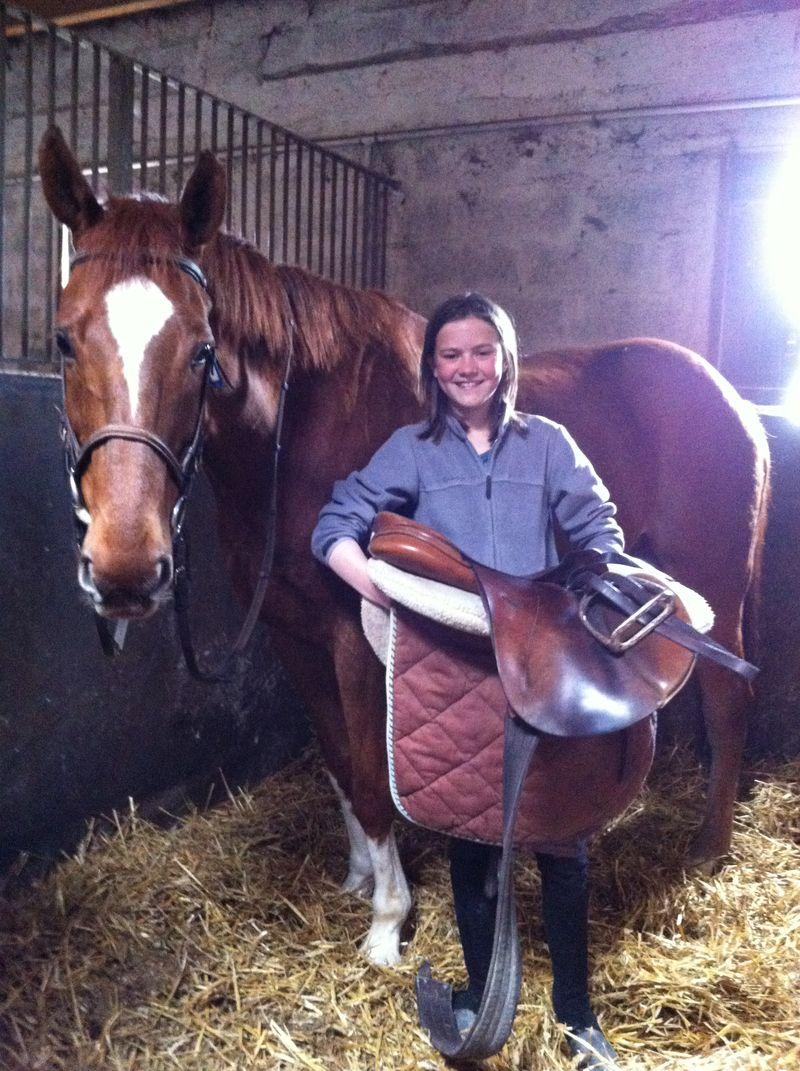 Photo k cheval
