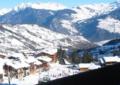 Vue vallée depuis balcon en hiver V2
