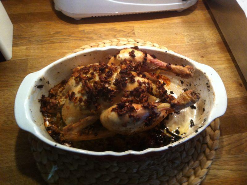 Kanu cuisine