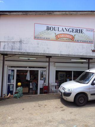 Boulangerie bourail
