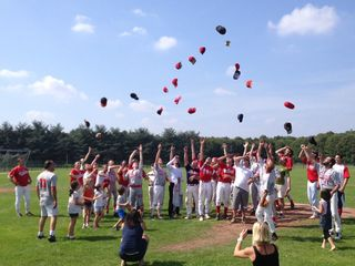 Baseball Red Castors Septembre 2014